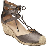 Women's Vionic with Orthaheel Technology Calypso Espadrille Wedge