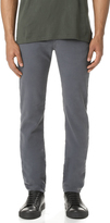 J Brand Kane Straight Fit Trousers