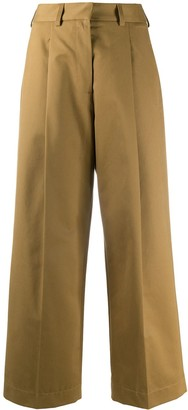 Jejia Flared Style Trousers