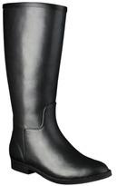 Women's Riding Rain Boot - Black