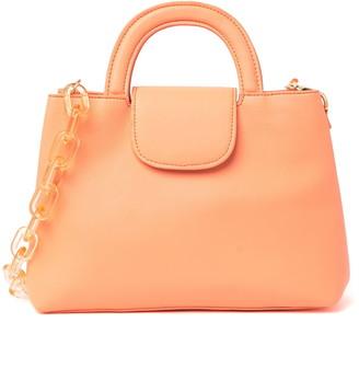 Studio 33 Snack Top Handle Flap Bag