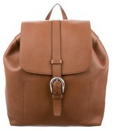 Gucci Leather Rucksack Backpack