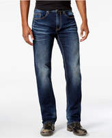 Buffalo David Bitton Men's Driven-X Straight Fit Jeans