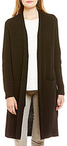 Polo Ralph Lauren Ribbed Wool-Cashmere Maxi Cardigan