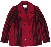 Frame Red Wool Jacket for Women