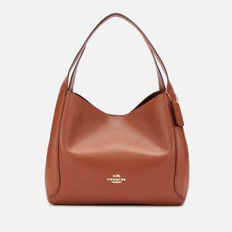 Coach Women's Polished Pebble Leather Hadley Hobo Bag - 1941 Saddle