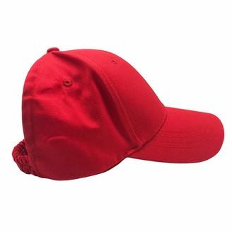 CHUANGLI Womens Backless Baseball-Cap