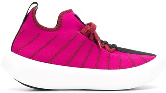 Marni knitted detail sneakers