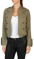 Paige Women's Ashley Military Jacket