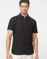 Le Château Linen Short Sleeve Shirt