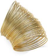 ABS by Allen Schwartz Gold-Tone Bangle Bracelet Set