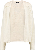 Line Lyla open-knit cotton-blend cardigan
