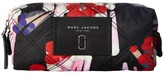 Marc Jacobs Geo Spot Printed Knot Narrow Cosmetic Cosmetic Case