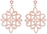 Latelita Sherazade Earrings Rose Gold