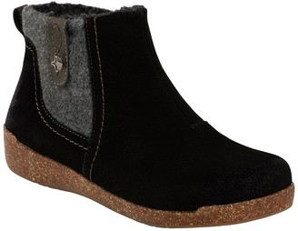Earth Origins Jace Faux Shearling Lined Bootie
