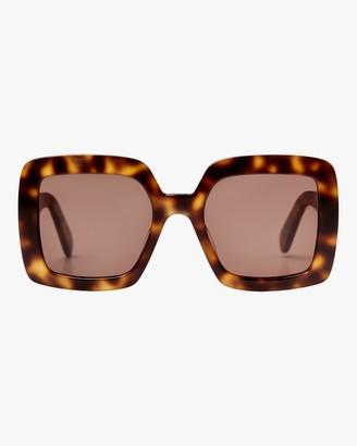 Courreges The Panda Sunglasses