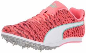 Puma Evospeed Star 6 Sneaker nite Pink White Black 5.5 M US