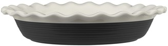 Corningware Etch Pie Plate 24cm Rustic Black