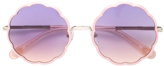 Chloé Kids Flower Shaped Sunglasses