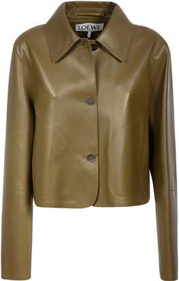 Loewe Three Buttoned Jacket