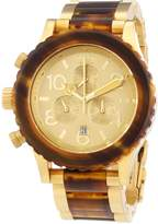Nixon Men's 42-20 Chrono A0371424 Two-Tone Stainless-Steel Quartz Watch with Dial