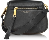 Marc Jacobs Recruit Leather Small Saddle Bag