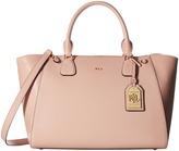 Lauren Ralph Lauren Newbury Stefanie Satchel Satchel Handbags