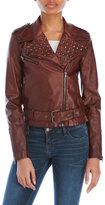 William Rast Kate Faux Leather Jacket