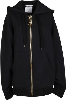Moschino Oversized Hooded Jacket