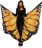 Leg Avenue Women's Festival Monarch Butterfly Cape