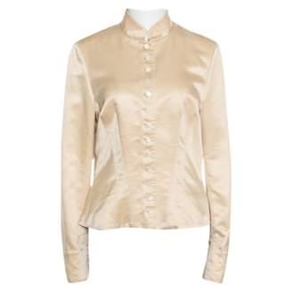 Ralph Lauren Beige Cotton Jackets