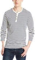 Velvet by Graham & Spencer Men's Mauricio Beach Stripe Shirt