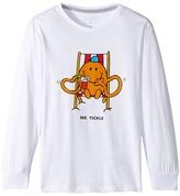 Quiksilver Mr. Tickle Long Sleeve Tee Boy's T Shirt