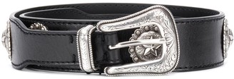 Kate Cate Princesa stud-embellished belt