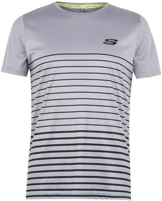 Skechers Stripe T Shirt