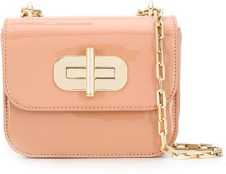 Tommy Hilfiger Small Twist-Lock Shoulder Bag