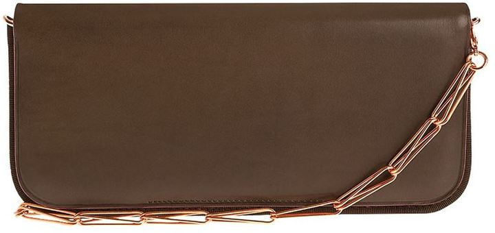 Ragazze Ornamentali rectangular clutch