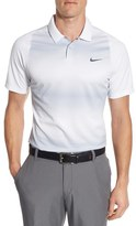 Nike Men's 'Tw Velocity Max Sphere' Dri-Fit Golf Polo