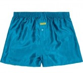 Davenport Boy's Jacquard Satins Boxer Brief