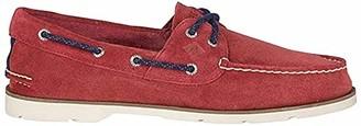 Sperry Men's Leeward 2-Eye Suede Boat Shoe