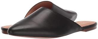 Madewell Remi Mule (True Black) Women's Clog/Mule Shoes