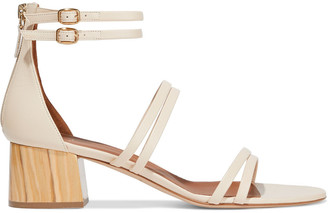Malone Souliers Elyse Buckle-detailed Leather Sandals