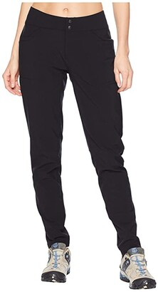 Royal Robbins Radius Pants (Jet Black) Women's Casual Pants