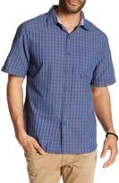 Tommy Bahama Reel, Deal Check Original Fit Short Sleeve Shirt