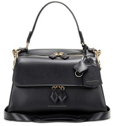 Victoria Beckham Small Full Moon leather cross-body bag