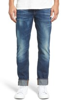 G Star 3301 Slouchy Slim Fit Jeans (Medium Aged)