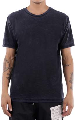 Mr. Saturday Navy Marquee T-shirt
