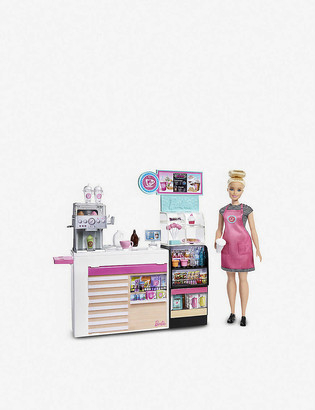 Barbie Coffee Shop playset