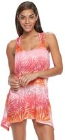 Porto Cruz Women's Portocruz Ombre Burnout Cover-Up