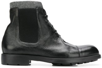 Moreschi Lace-Up Ankle Boots
